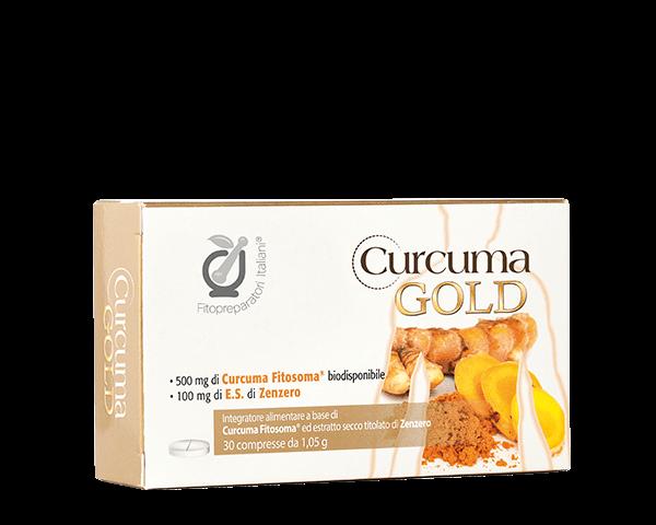 Immagine CURCUMA GOLD 30 CPR