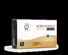 Immagine prodotto ACIDO FOLICO ATTIVO 60 CPR