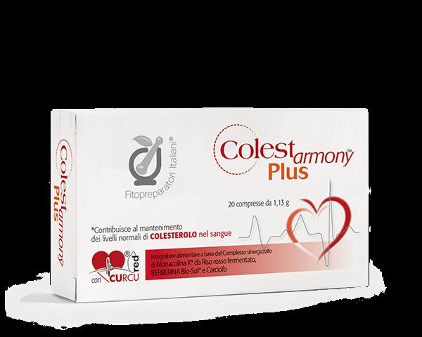 Immagine COLESTARMONY PLUS 20 CPR